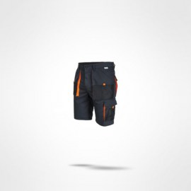 King_shorts_graphite-orange
